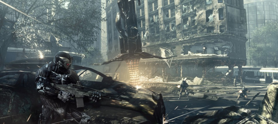 Crysis 2, Crytek/Electronic Arts